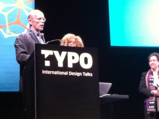 Spiekermann opening up TYPO SF