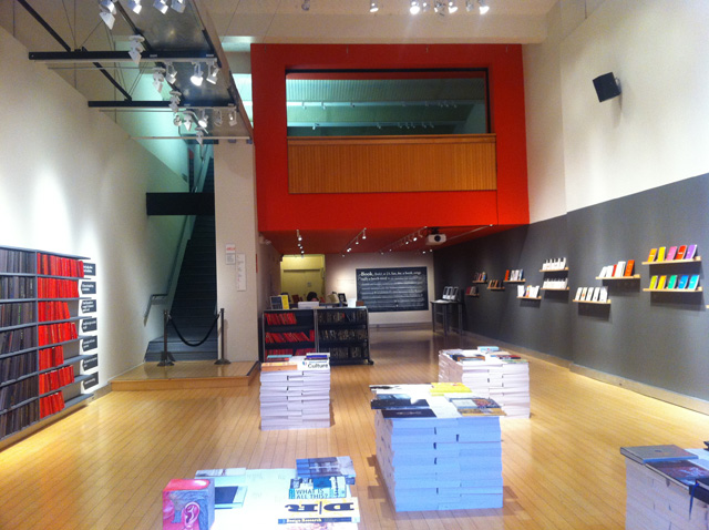 AIGA 50 Books Exhibition