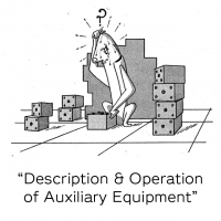 U2 Manual - Description & Operation of Auxiliary Equipment